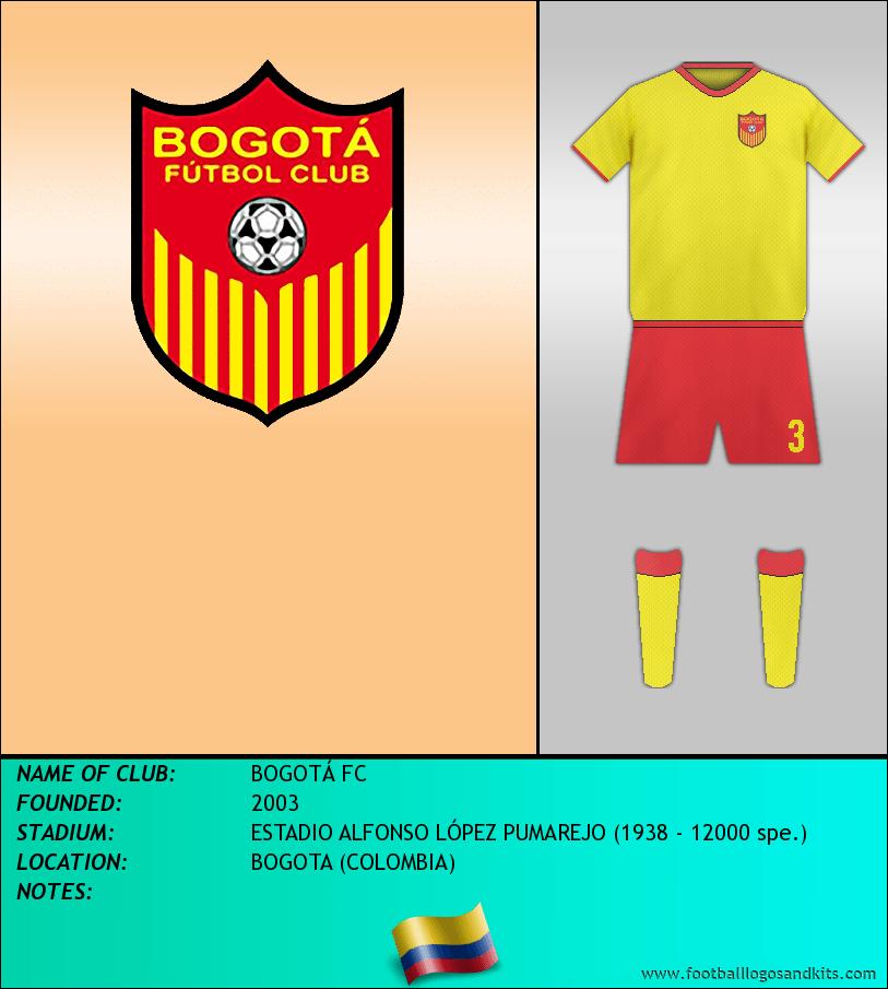 Logo of BOGOTÁ FC