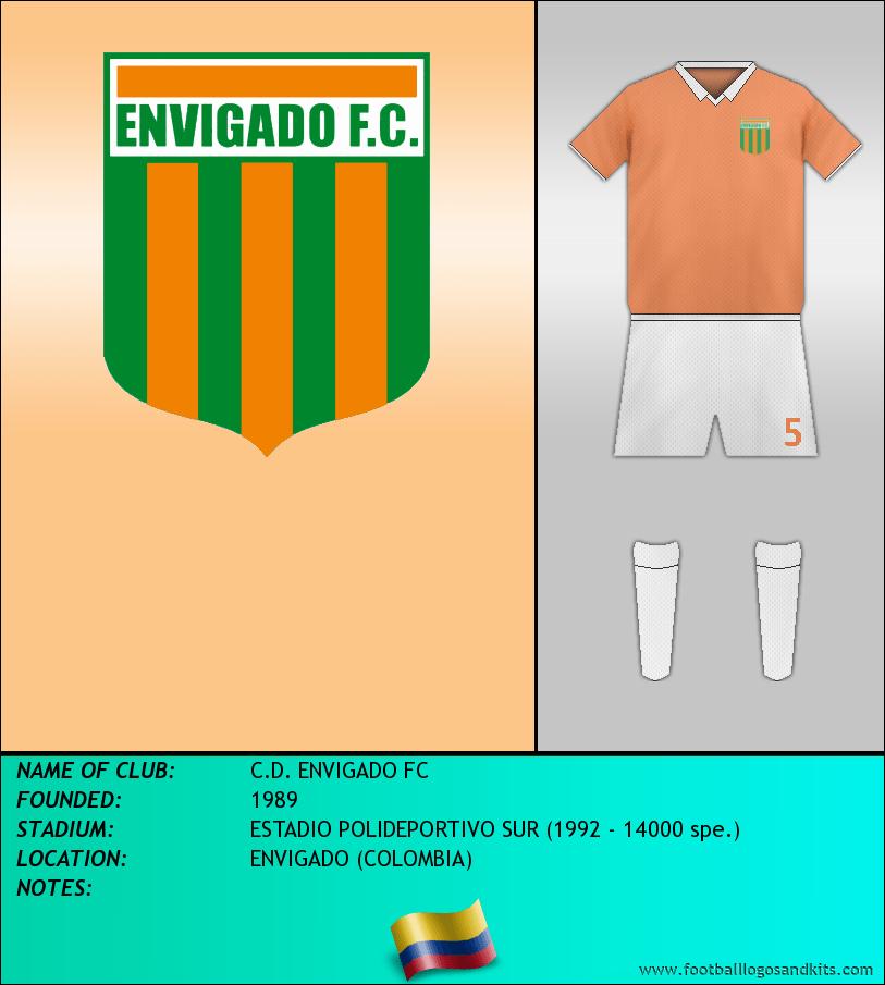 Logo of C.D. ENVIGADO FC