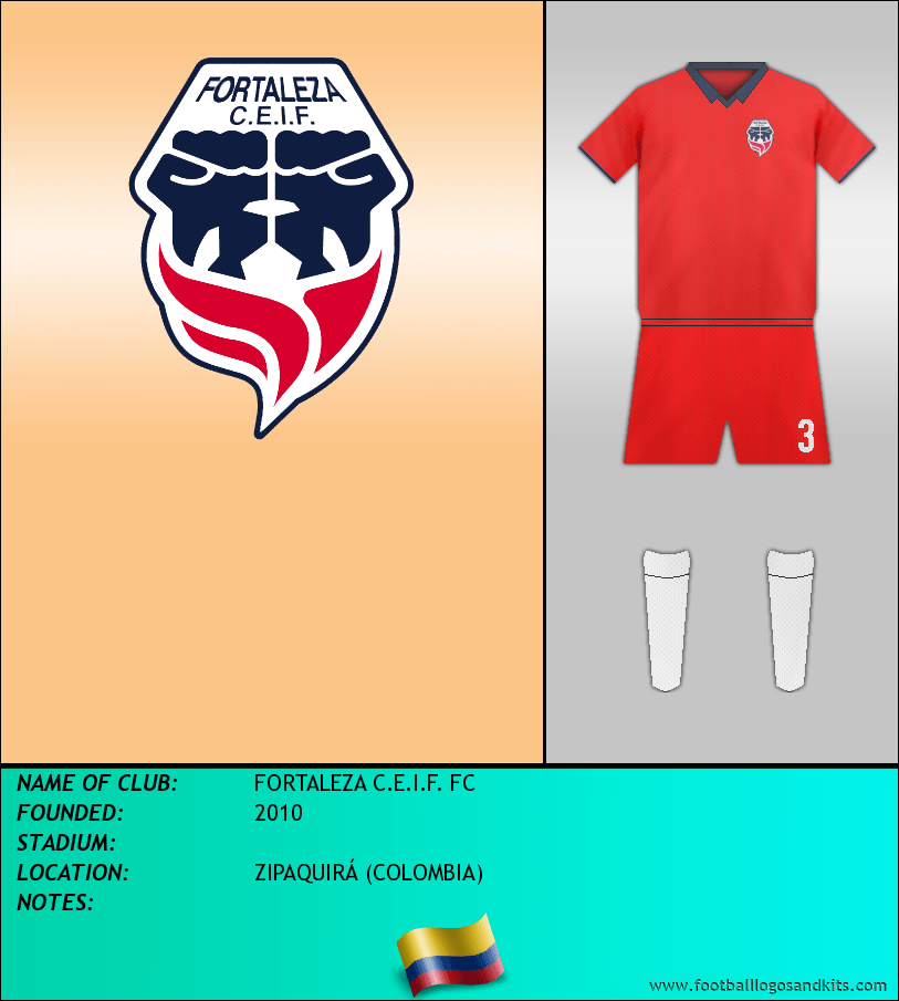 Logo of FORTALEZA C.E.I.F. FC