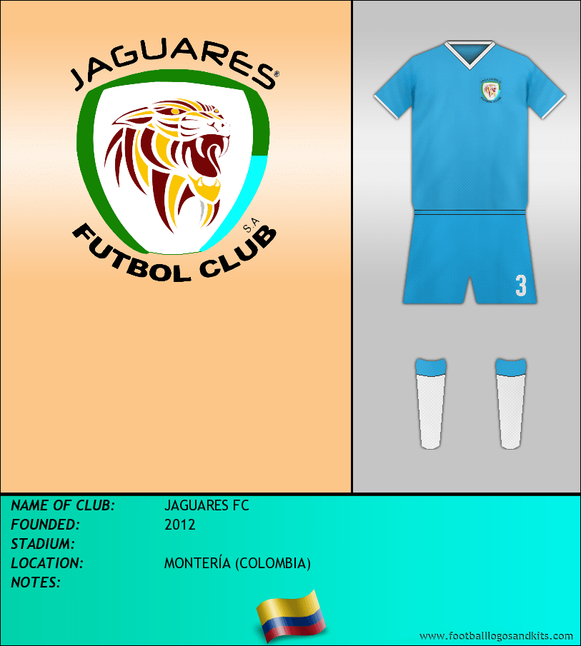 Logo of JAGUARES FC