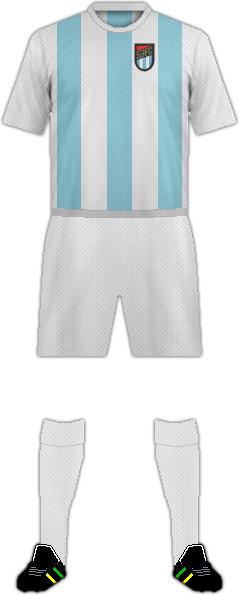 Kit 9 DE OCTUBRE FC
