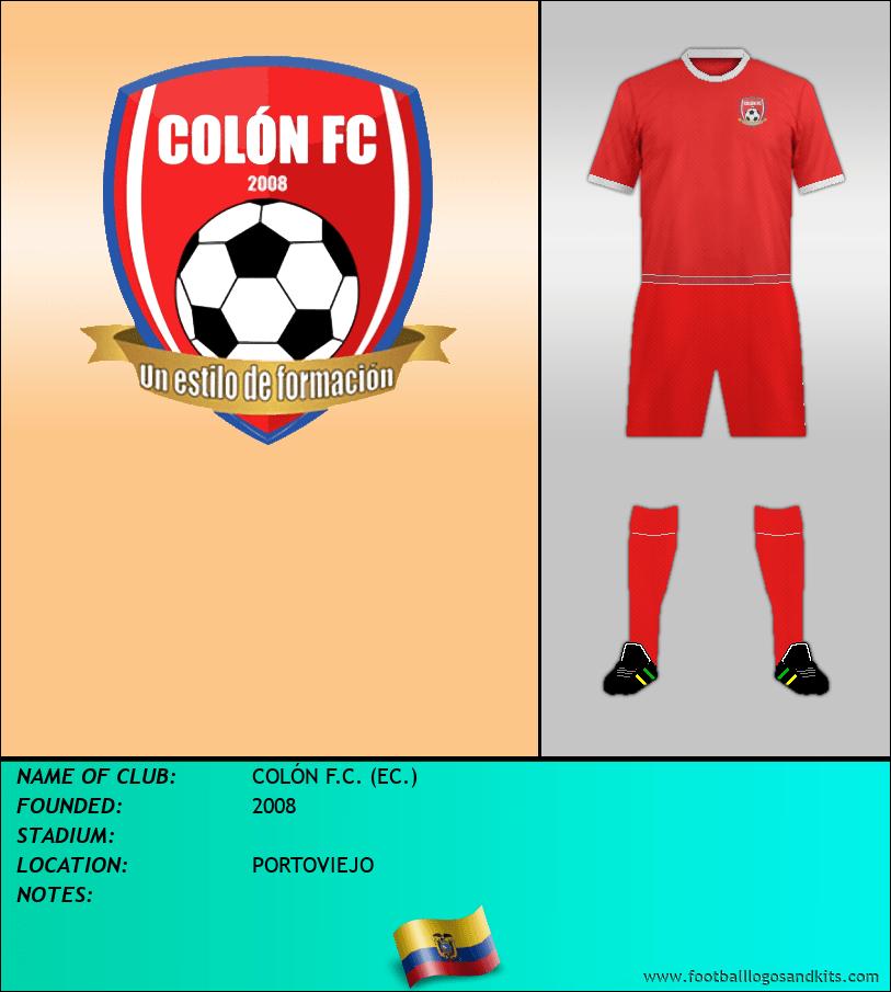 Logo of COLÓN F.C. (EC.)