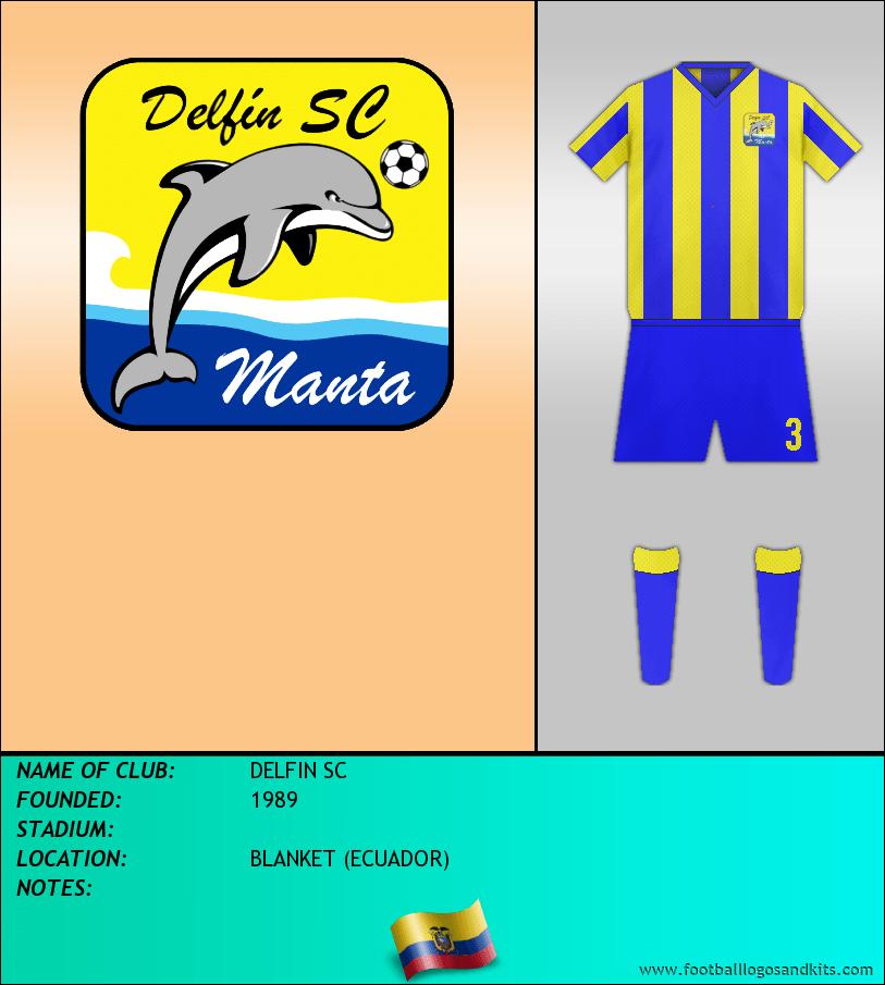Logo of DELFIN SC