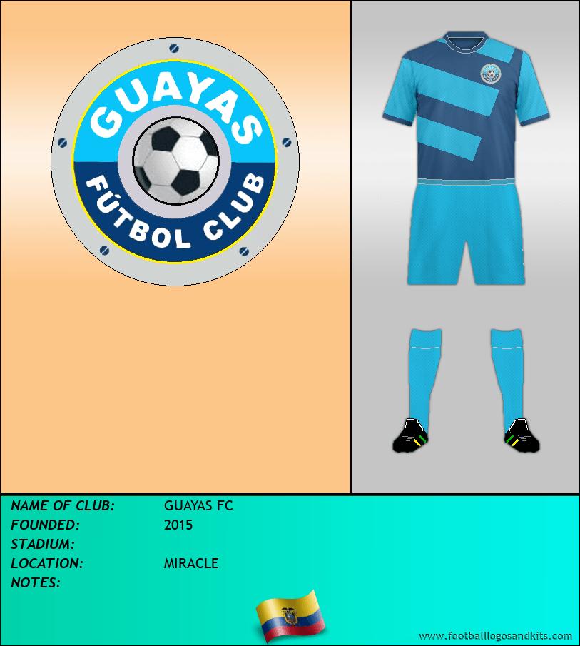 Logo of GUAYAS FC