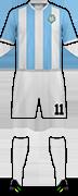 Kit GUAIREÑA F.C.