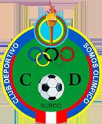 标志CDSC 我们是奥林匹克