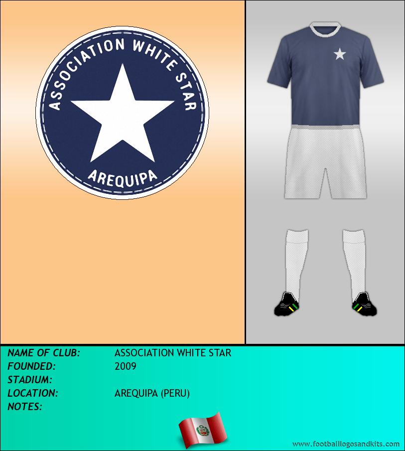 Logo of ASSOCIATION WHITE STAR