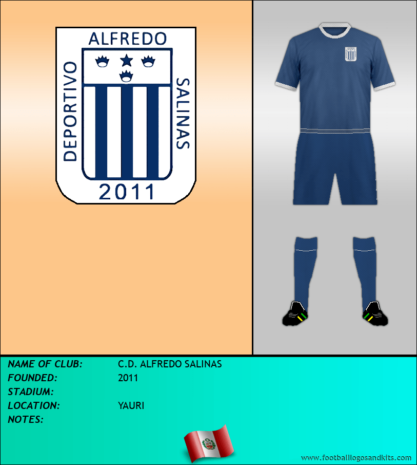 Logo of C.D. ALFREDO SALINAS