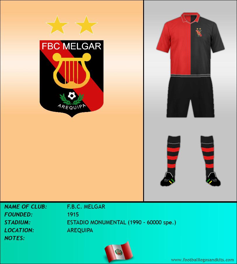 Logo of F.B.C. MELGAR