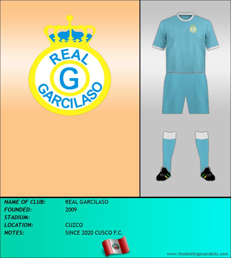 Logo of REAL GARCILASO