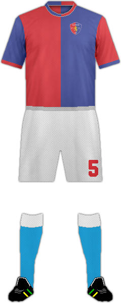 Kit ALBION F.C.
