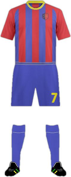Kit SALUS F.C.
