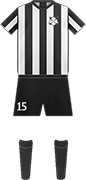 Trikot MONTEVIDEO WANDERERS F.C.
