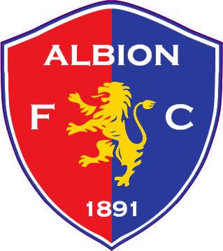 Logo of ALBION F.C. (URUGUAY)