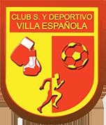 Logo of C.S.D. VILLA ESPAÑOLA