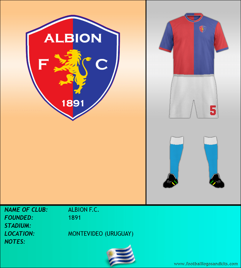 Logo of ALBION F.C.