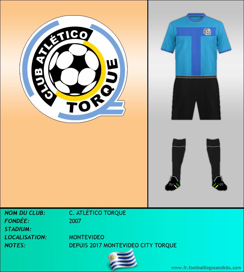 Logo de C. ATLÉTICO TORQUE