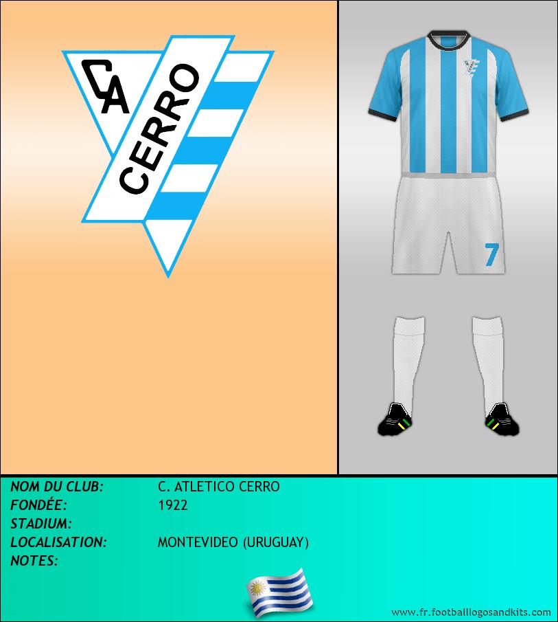 Logo de C. ATLETICO CERRO