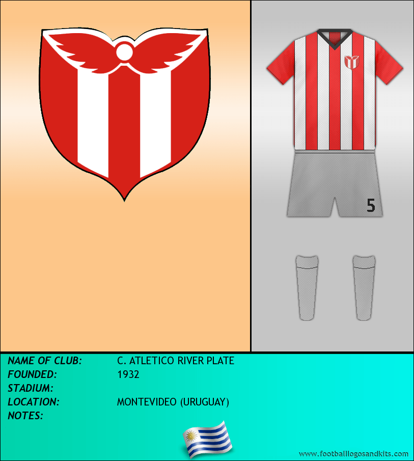 Logo of C. ATLETICO RIVER PLATE