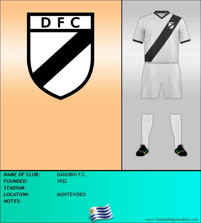 Logo of DANUBIO F.C.