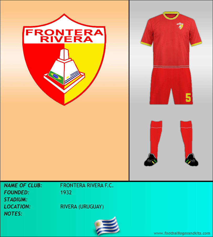 Logo of FRONTERA RIVERA F.C.