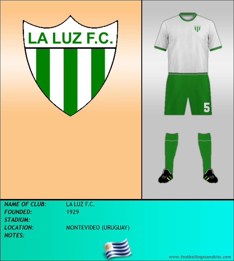 Logo of LA LUZ F.C.