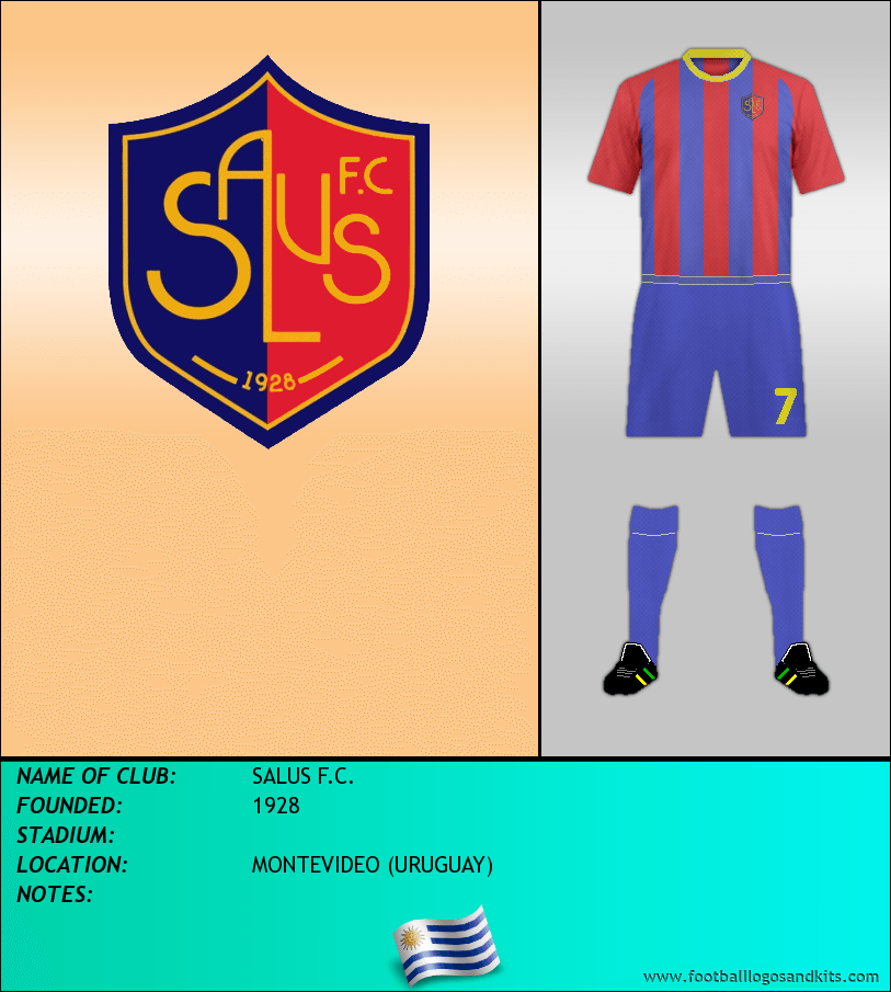 Logo of SALUS F.C.