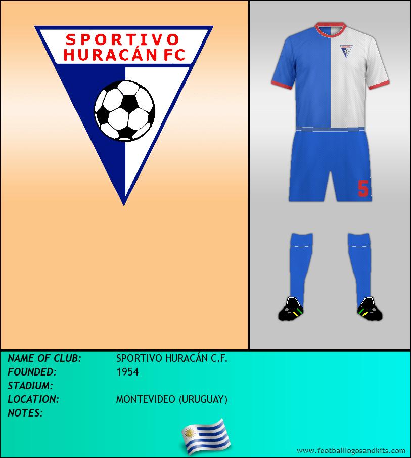 Logo of SPORTIVO HURACÁN C.F.