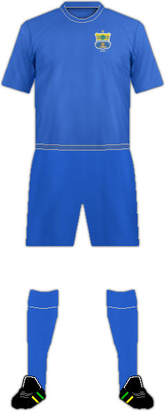 Kit AC MINERVEN FC