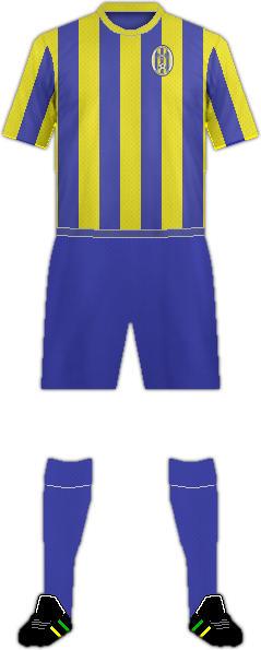 Kit ANGOSTURA F.C.