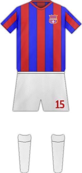 Kit MONAGAS F.C.