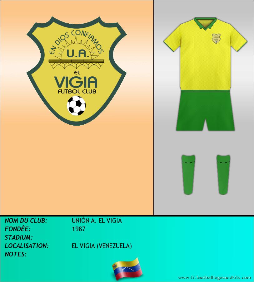 Logo de UNIÓN A. EL VIGIA
