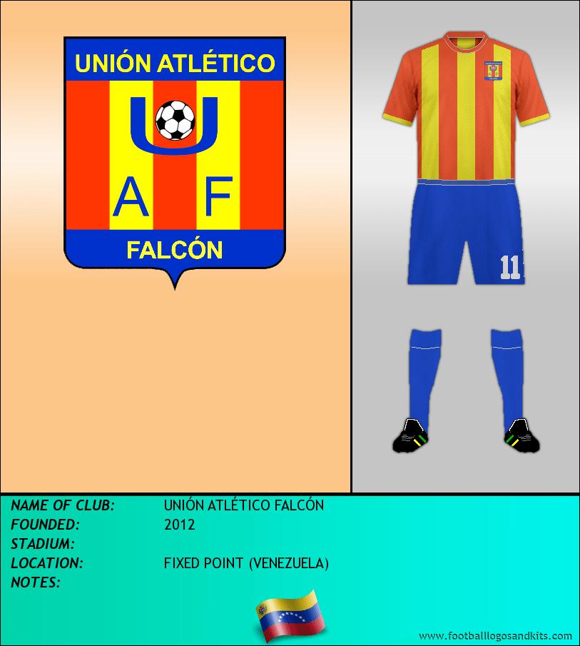 Logo of UNIÓN ATLÉTICO FALCÓN