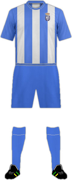 Kit ATLETICO FINES C.F.