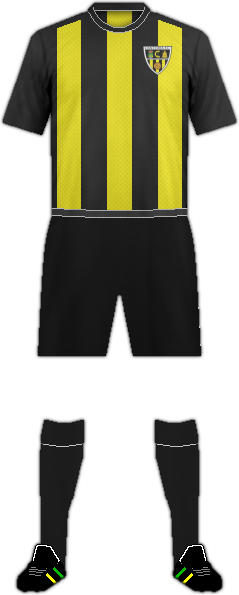 Kit CANTORIA F.C.