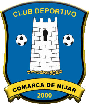Logo of C.D. COMARCA DE NÍJAR (ANDALUSIA)