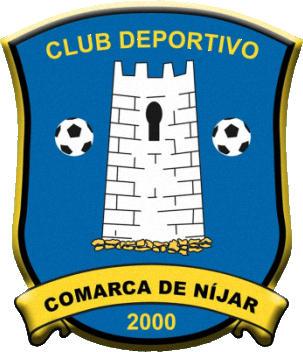 のロゴNíjarのクラブの地域 (アンダルシア)