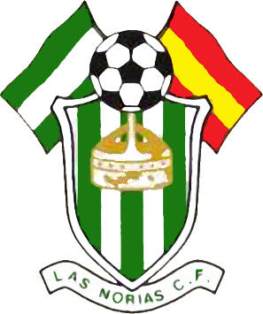 Logo of LAS NORIAS CF (ANDALUSIA)