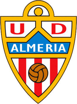 Logo of U.D. ALMERIA (ANDALUSIA)