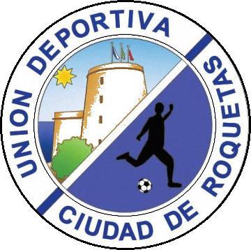Logo of U.D. CIUDAD DE ROQUETAS (ANDALUSIA)