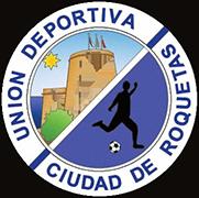 Logo of U.D. CIUDAD DE ROQUETAS