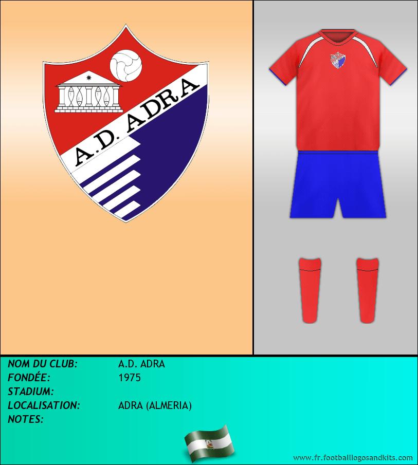 Logo de A.D. ADRA