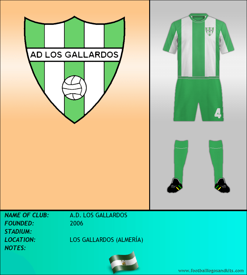 Logo of A.D. LOS GALLARDOS