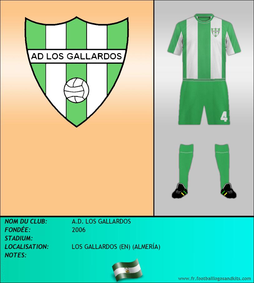 Logo de A.D. LOS GALLARDOS