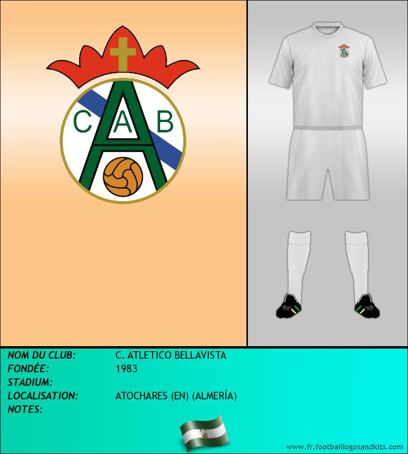 Logo de C. ATLETICO BELLAVISTA