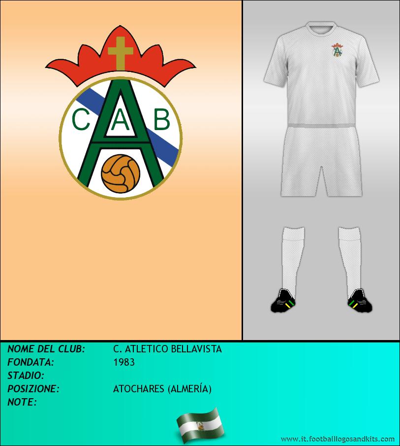 Logo di C. ATLETICO BELLAVISTA