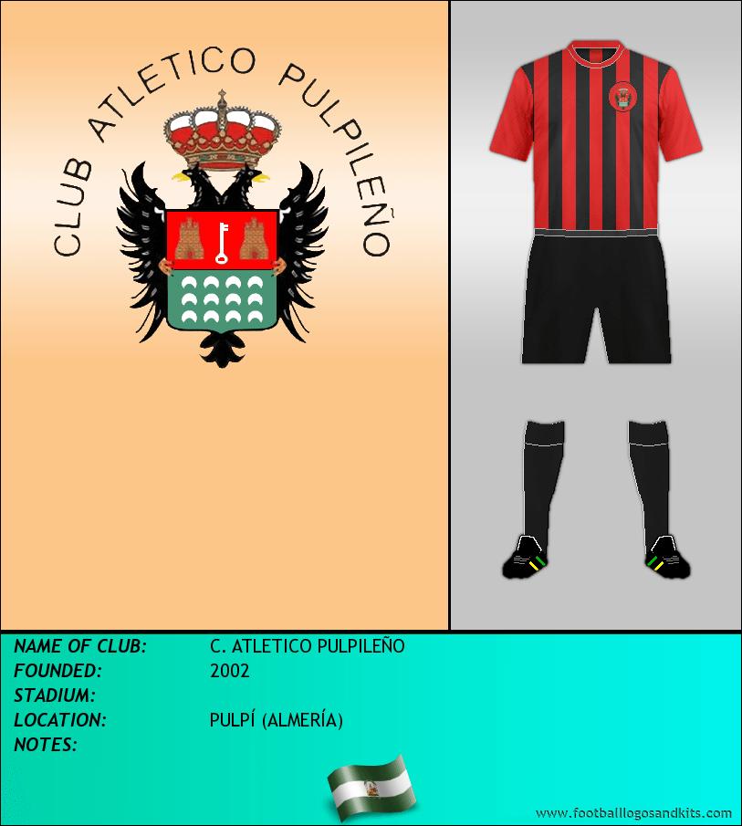 Logo of C. ATLETICO PULPILEÑO