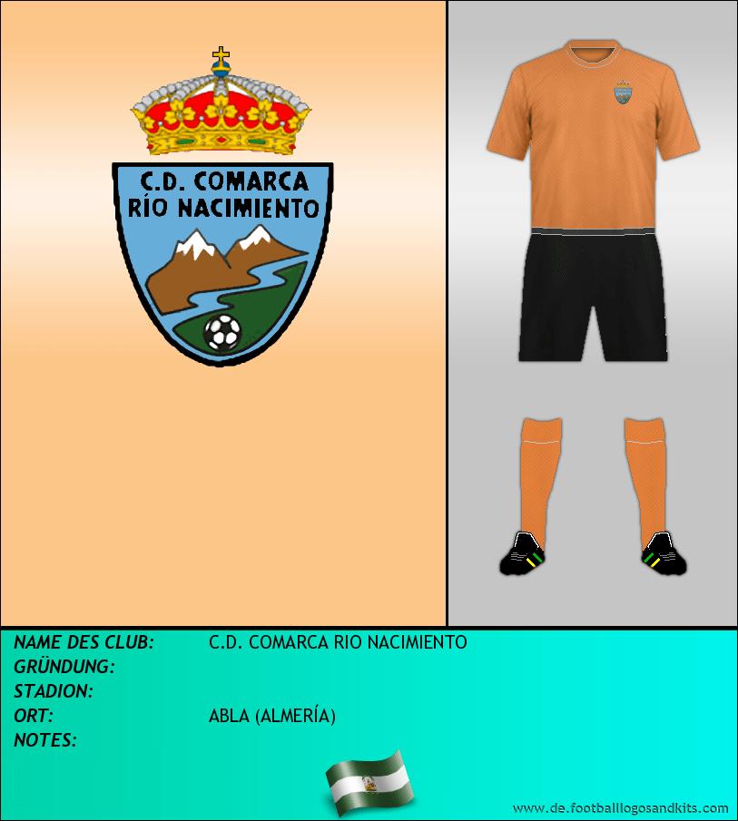 Logo C.D. COMARCA RIO NACIMIENTO