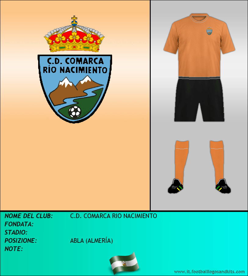 Logo di C.D. COMARCA RIO NACIMIENTO