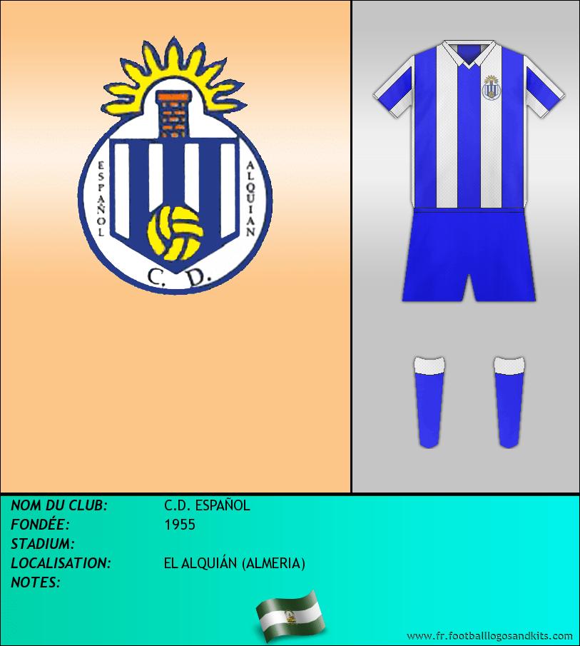 Logo de C.D. ESPAÑOL